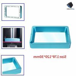 Anycubic Aluminum Resin vat 178x120x30mm For SLA LCD Photon