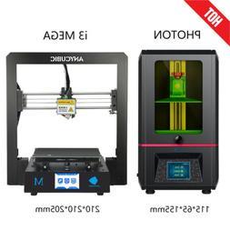 US ANYCUBIC 3D Printer LCD PHOTON / i3 Mega High Precision F