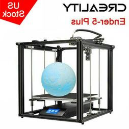 US Creality Ender 5 Plus 3D Printer BL-Touch Auto Leveling M