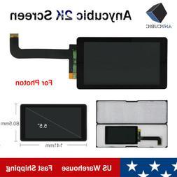 US Free Ship ANYCUBIC 2K LCD Screen Glass Display 5.5 Inch f