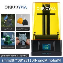 ANYCUBIC 4K Photon Mono X LCD 3D Printer + Wash & Cure 2.0 4