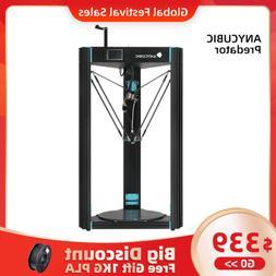 US ANYCUBIC Predator Delta Kossel 3D Printer Ultrabase Pro A