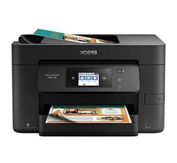 Epson WorkForce Pro WF-3720 Wireless All-in-One Color Inkjet