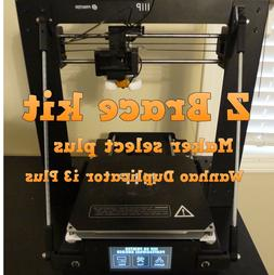 X Wanhao Duplicator i3 plus / Monoprice Maker Select plus Z