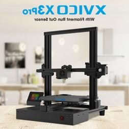 "Xvico X3 pro 3D Printer Kit High Precision 2.4"" Color TFT To"